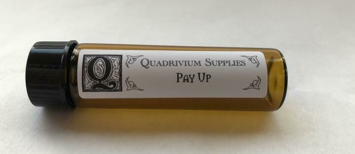 Pay Up Oil - QO