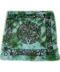 Green Man 18x18 altar cloth