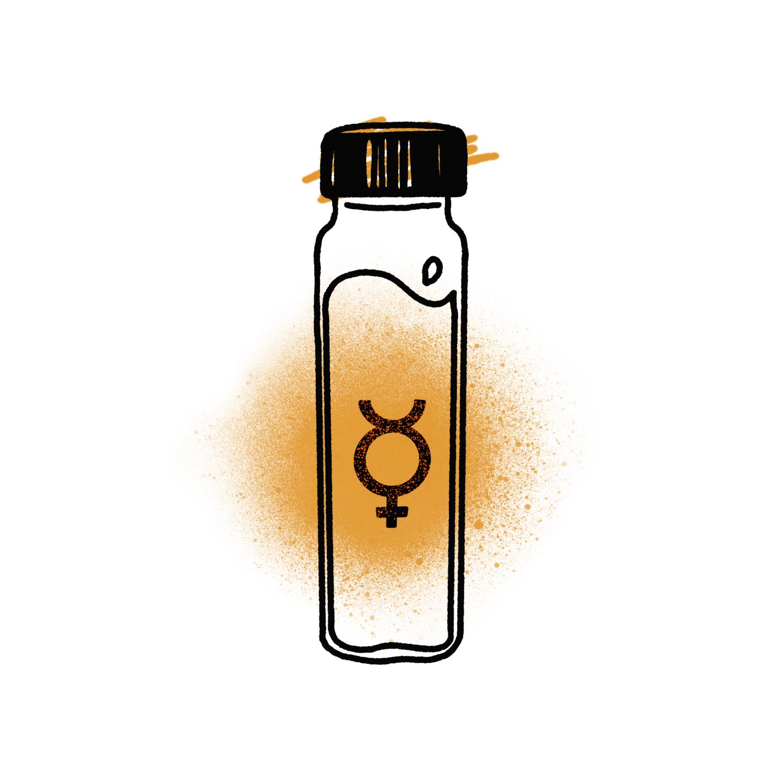 Mercury Oil DA