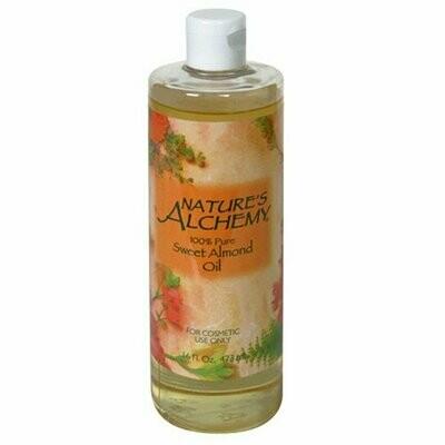 Sweet Almond Oil 4oz