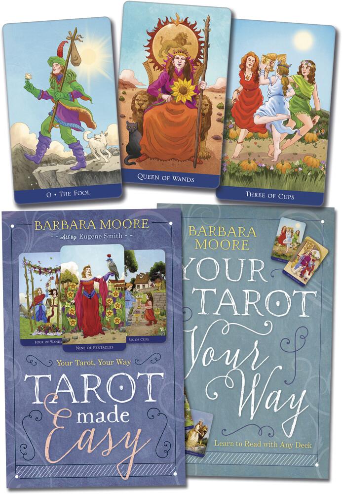Tarot Made Easy by Barbara Moore