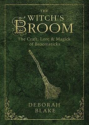 Witch's Broom by Deborah Blake