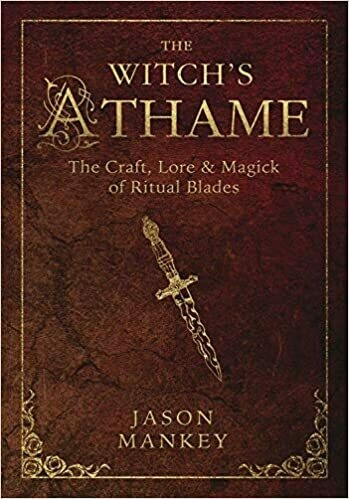 Witch's Athame by Jason Mankey