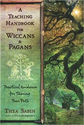 A Teaching Handbook for Wiccans & Pagans by Thea Sabin