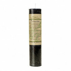 Protection Blessed Herbal candle