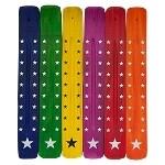 Colored Star ash catcher