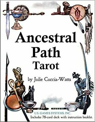 Ancestral Path Tarot by Julie Cuccia-Watts