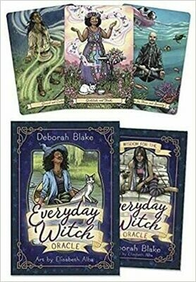 Everyday Witch Oracle by Deborah Blake