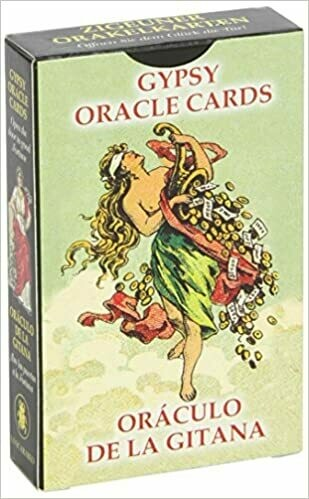 Gypsy Oracle Cards by Sibilla Della Zingara