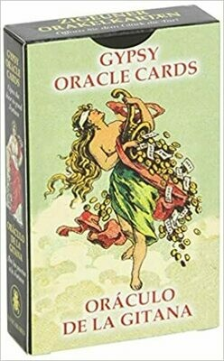 Gypsy Oracle Cards by Sibilla Della Zingara