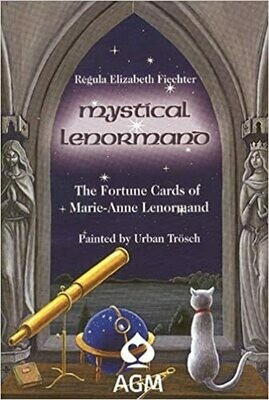 Mystical Lenormand by Regula Elizabeth Fieehter