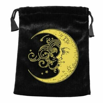 Moon Velvet Tarot Bag