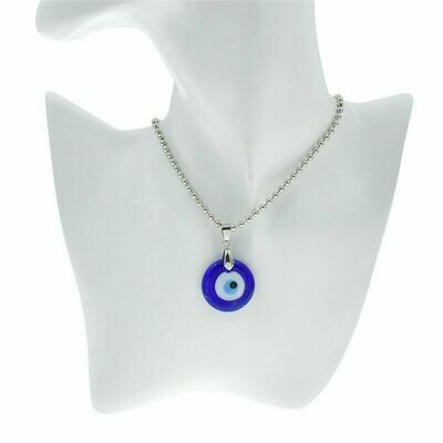 Vintage Evil Eye necklace