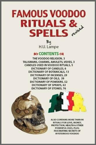 Famous Voodoo Rituals & Spells by HU Lampe
