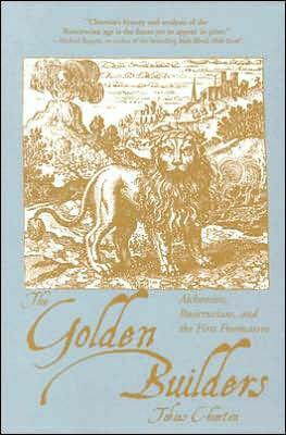 The Golden Builder by Tobias Churton