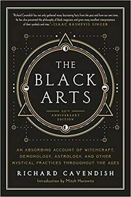 Black Arts by Richard Cavendish