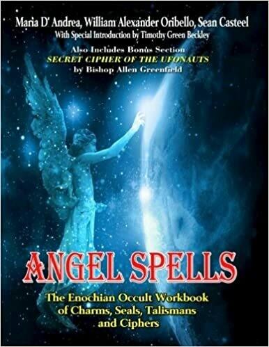 Angel Spells by DAndrea, Oribello, and Casteel