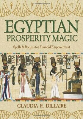 Egyptian Prosperity Magic by Claudia Dillaire