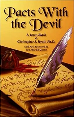 Pacts With the Devil by Chrisopher Hyatt and Jason Black