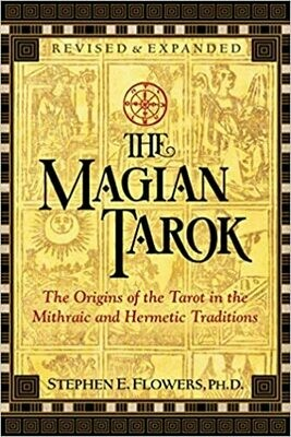 Magian Tarot by Stephen Flowers