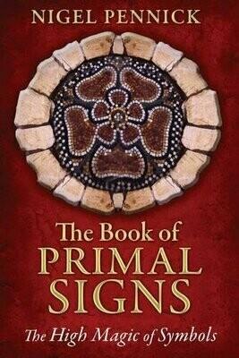 Book of Primal Signs by Nigel Pennick