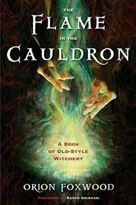 Flame in the Cauldron by Orion Foxwood