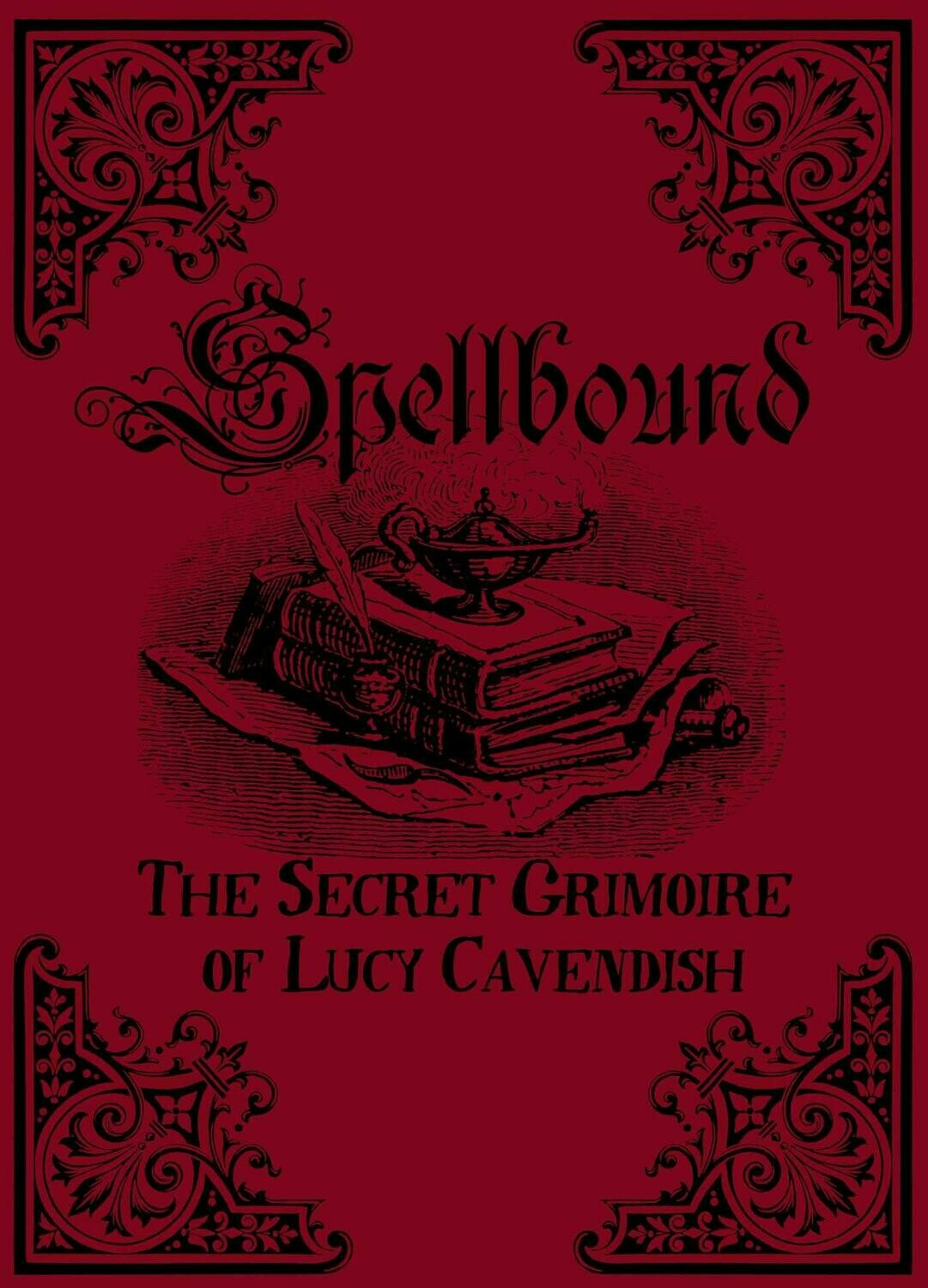 Spellbound by Lucy Cavendish