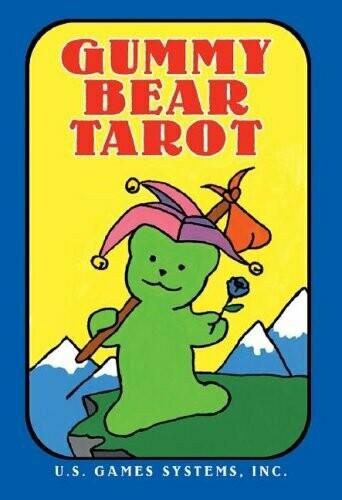Gummy Bear Tarot tin