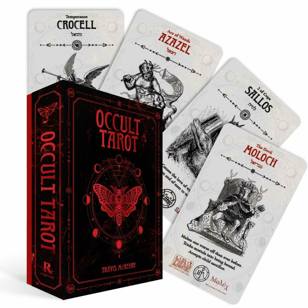 Occult Tarot by Travis McHenry
