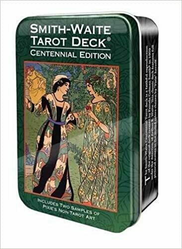 Smith-Waite Tarot Centennial Edition tin