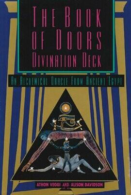 Book of Doors Divination Deck by Athon Veggi and Alison Davidson