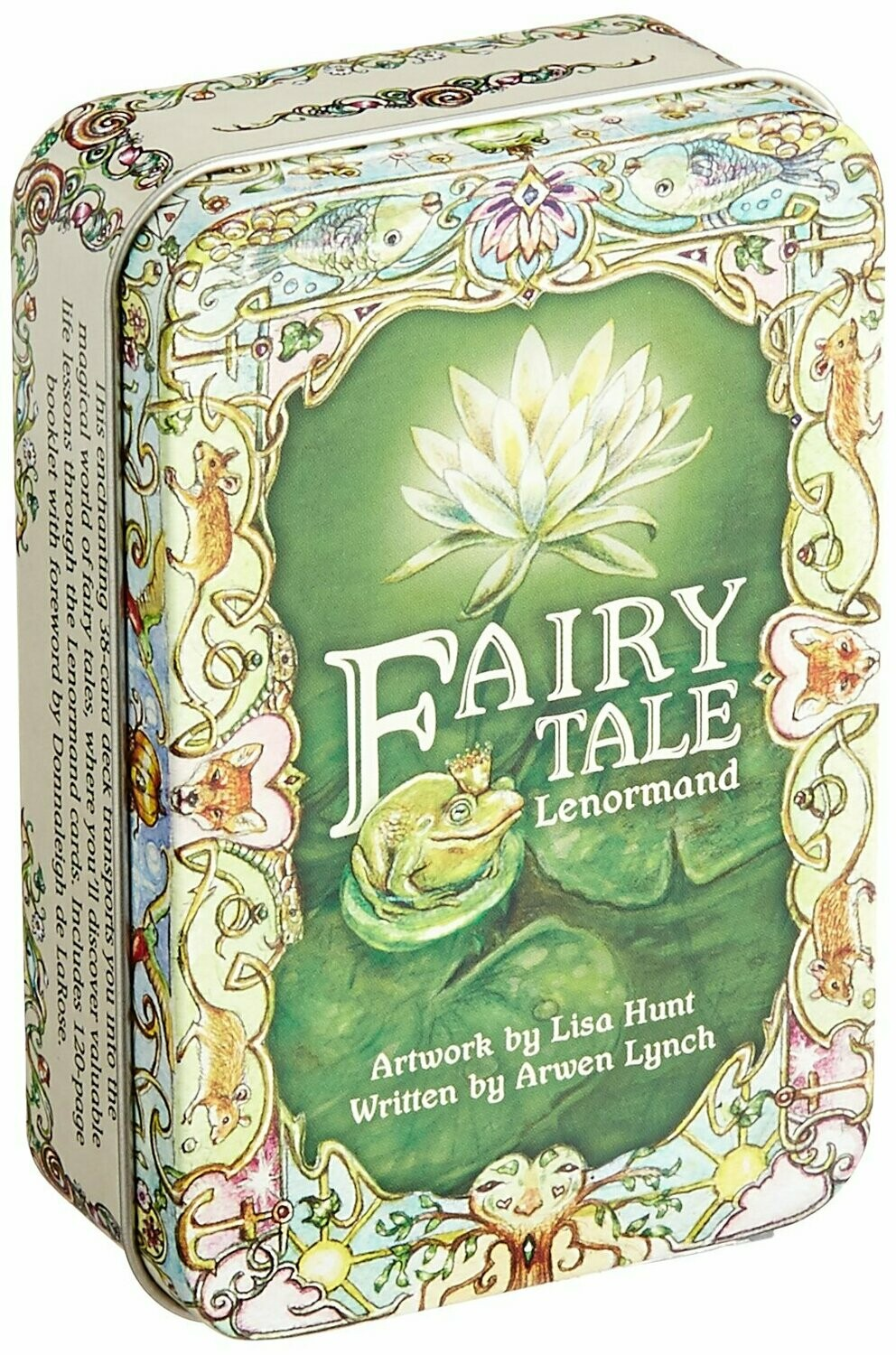 Fairy Tale Lenormand tin