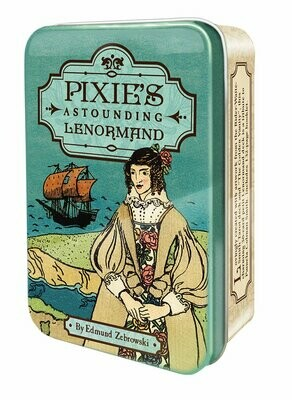 Pixies Astounding Lenormand tin