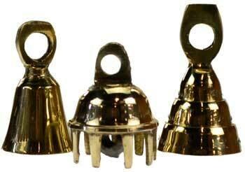 """Brass Bell 3/4"""""""