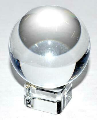 Clear Crystal Ball 50mm