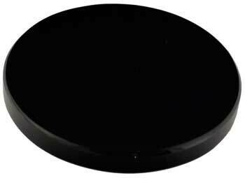 """5"""" Black obsidian mirror with stand"""