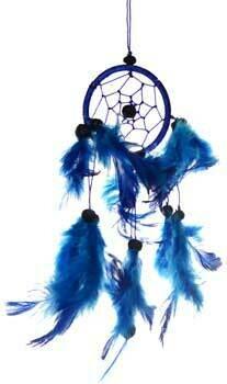 Blue Dream catcher 3