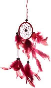 Red Dream catcher 3
