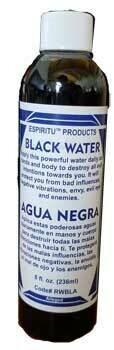 Black Water 8oz
