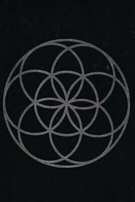 Circle 6 Geometric Mat