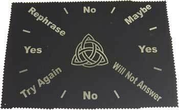 Triquetra Pendulum mat
