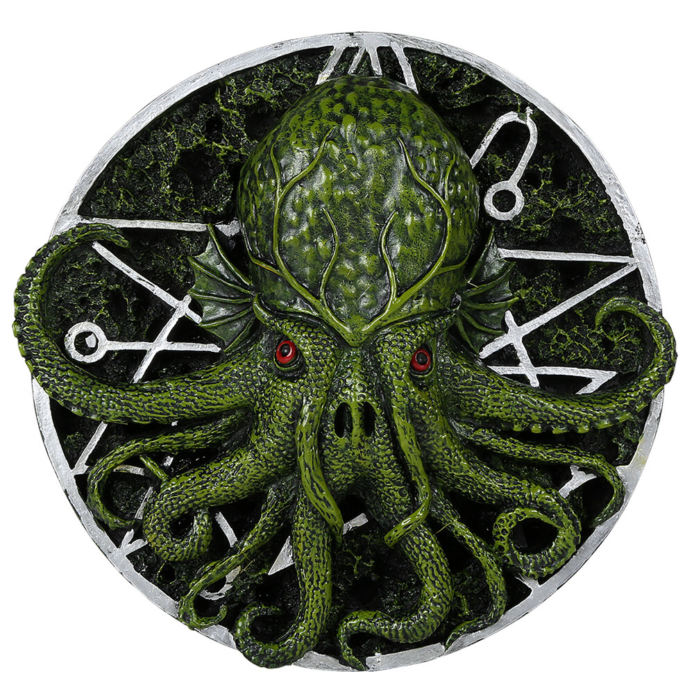 Cthulhu Wall Plaque 12557