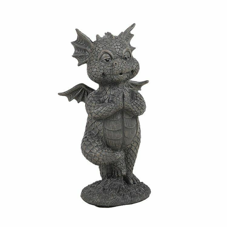 Small Garden Yoga Dragon 13516
