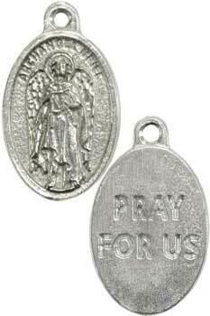 Archangel Uriel medal