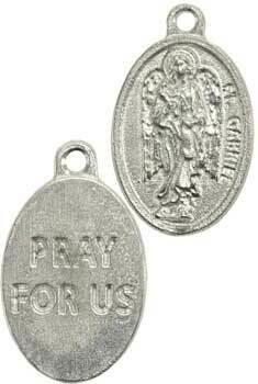 Archangel Gabriel medal