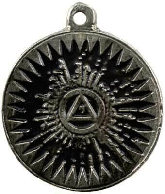 SM Schemhamphoras pendant