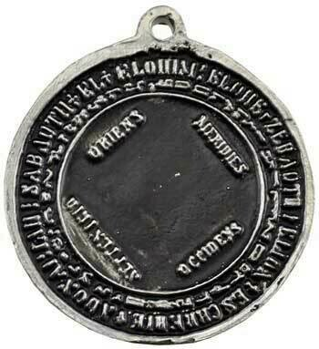 Merbeulis Seal talisman