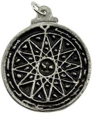 GKS 4th Pentacle of Mercury amulet