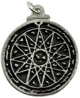GKS 4th Pentacle of Mercury amulet