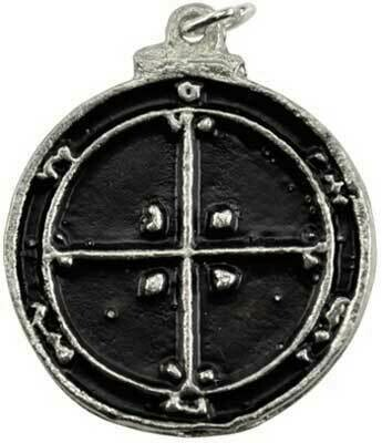 GKS 4th Pentacle of Mars pendant